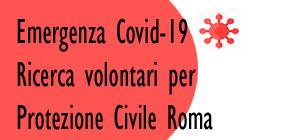 COVID-19 Volontari Protezione Civile